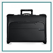 Briggs & Riley Carry-On Wheeled Garment Bag U174 Custom