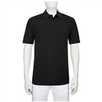Bugatchi Modal Rayon Blend Polo with Custom Embroidered