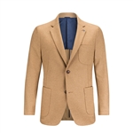Bugatchi Wool Blazer Custom Embroidered
