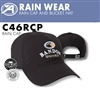 AHEAD Rain Cap with Custom Embroidery, AHEAD Custom Golf Caps, AHEAD Custom Logo Gear