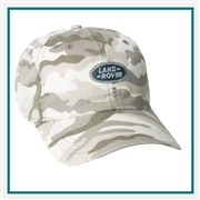 AHEAD Lightweight Camo Cap with Custom Embroidery, AHEAD Custom Golf Caps, AHEAD Custom Logo Gear