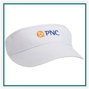 AHEAD The Putter Visor with Custom Embroidery, AHEAD Custom Golf Visors, AHEAD Custom Logo Gear