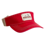 AHEAD TThe Mason Visor Custom Embroidered
