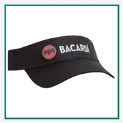 AHEAD Lightweight Golf Visor with Custom Embroidery, AHEAD Custom Golf Visors, AHEAD Custom Logo Gear