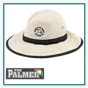 AHEAD The Palmer Hat Custom Logo