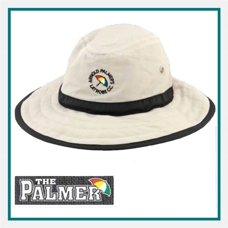 f1476a137ab95 AHEAD The Palmer Hat with Custom Embroidery