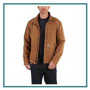 Carhartt Quick Duck Jacket Custom Logo