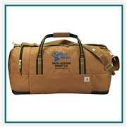 "Carhartt 30"" Work Duffel Bag Custom Logo"