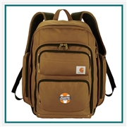 Carhartt Deluxe Work Compu-Backpack Custom