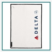 Club Glove Custom Cart Towel, Club Glove Corporate Branded Towels, Club Glove Screenprinted