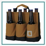 Carhartt 6 Pack Caddy Custom Embroidery