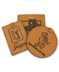 Leather Laser Bag Tag, Custom Leather Golf Bag Tags, Promotional Leather Bag Tags, Custom Logo Bag Tags, Custom Golf Bag Tags, Custom Leather Luggage Tags