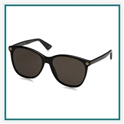 Gucci Women's Oversize Round Sunglasses Corporate Branded