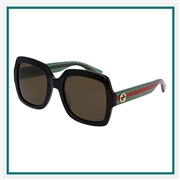 Gucci Women's Square Sunglasses Custom Branded