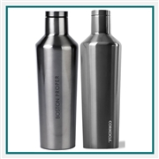 Corkcicle 16 Oz. Metallic Canteen Printed Corporate Logo