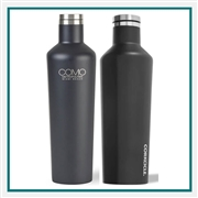 Corkcicle 25 Oz. Canteen Engraved, Corkcicle Canteen Custom Logo, Custom Engraved Corkcicle, Corkcicle Corporate Gifts