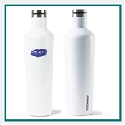 Corkcicle 25 Oz. Canteen Imprinted, Corkcicle Canteen Custom Logo, Custom Imprinted Corkcicle, Corkcicle Corporate Gifts
