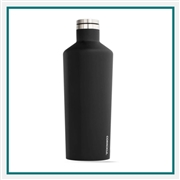 Corkcicle 60 Oz. Canteen Engraved, Corkcicle Canteen Custom Logo, Custom Engraved Corkcicle, Corkcicle Corporate Gifts