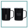Corkcicle Coffee Mug Custom Logo Engraving