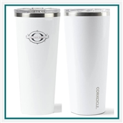 Corkcicle 24 Oz. Tumbler Imprinted , Corkcicle Tumbler Custom Logo, Custom Imprinted Corkcicle, Corkcicle Corporate Gifts