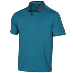 Under Armour Men's Performance Pin Stripe Polo Custom Embroidered