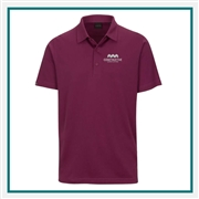 Dunning Clova Golf Shirt Custom Logo
