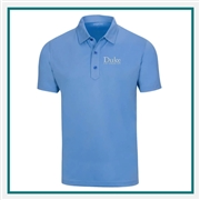 Dunning Coll Pique Golf Shirt Custom Logo