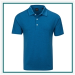 Dunning Dunmore Golf Shirt Custom Logo