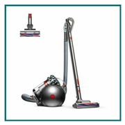 Dyson Cinetic Big Ball Animal Canister Vacuum, Dyson Promotional Canister Vacuums, Dyson Custom Logo