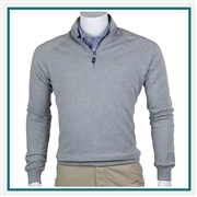 Fairway & Greene E31520, Fairway & Greene Men's Old School Quarter Zip Sweatshirt with Custom Embroidery, Fairway & Greene Corporate Apparel, Luxury Golf sweaters with Logo