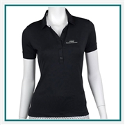 Fairway & Greene Ladies Morgan Polo Custom Embroidered