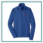 Eddie Bauer Men's 1/2-Zip Fleece Base Layer EB236 with Custom Embroidery, Eddie Bauer Custom Fleece Base Layers, Eddie Bauer Custom Logo Gear