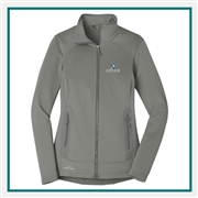 Eddie Bauer Ladies Highpoint Fleece Jacket EB241 with Custom Embroidery, Eddie Bauer Custom Fleece Jackets, Eddie Bauer Custom Logo Gear