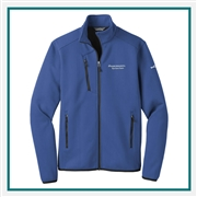Eddie Bauer Men's Dash Full-Zip Fleece Jacket EB242 with Custom Embroidery, Eddie Bauer Custom Fleece Jackets, Eddie Bauer Custom Logo Gear