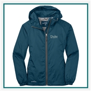 Eddie Bauer Ladies Packable Wind Jacket EB501 with Custom Embroidery, Eddie Bauer Custom Jackets, Eddie Bauer Custom Logo Gear