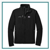 Eddie Bauer Men's Soft Shell Jacket with Custom Embroidery, Eddie Bauer Custom Jackets, Eddie Bauer Custom Logo Gear