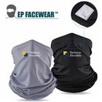 Custom Carbon Filter Neck Gaiter