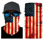 S550 Patriot Series Seamless Bandana