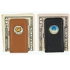 Eisinger Smith Leather Magnetic Money Clip with Custom Logo, Eisinger Smith Golf Money Clips, Eisinger Smith Corporate Gifts