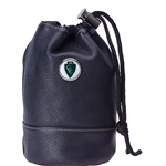 Eisinger Smith Leather Valuables Pouch Drawstring with Custom Logo, Eisinger Smith Golf Valuables Cases, Eisinger Smith Corporate Bags