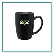 14 Oz Contour Mug with Custom Printed Logo, Contour Mug Custom Branded, 1451,  1450, Custom Coffee Mugs