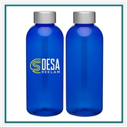 H2GO 20.9 Oz Hip Water Bottle Custom Logo