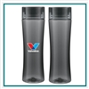 H2GO 24 Oz Stealth Water Bottle with Custom Printed, H2GO Branded Water Bottles, H2GO Corporate & Group Sales