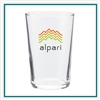 7 Oz. Pub Shot Glass with Custom Logo , Custom Logo Shot Glasses, ETS Express Item Number 247 Custom Printed shot Glasses