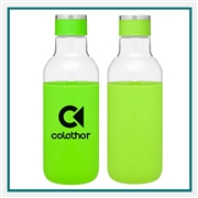 H2GO 25 Oz Neo Water Bottle with Custom Printed Logo, H2GO 25 Oz Neo. Custom Logo Bottle, H2GO Custom Logo Drinkware, H2GO Corporate Drinkware