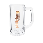 13 Oz Sport Mug with Custom Logo , Custom Logo Beer Glasses, ETS Express Item Number 311, Custom Printed Beer Glassses