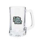 15 Oz Sport Mug with Custom Logo , Custom Logo Beer Glasses, ETS Express Item Number 332, Custom Printed Beer Glassses