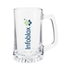 25 Oz Sport Mug with Custom Logo , Custom Logo Beer Glasses, ETS Express Item Number 333, Custom Printed Beer Glassses