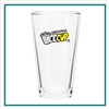 20 Oz Mixing Glass with Custom Logo , Custom Logo Mixing Glasses, ETS Express Item Number 392, Custom Printed Mixing Glassses