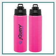 H2GO Surge 28 Oz Water Bottle Custom Printed, H2GO Branded Water Bottles, H2GO Corporate & Group Sales